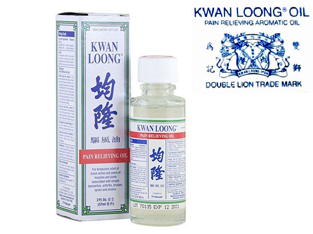Kwan Loong Pain Relieving Oil