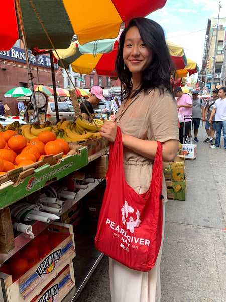 "Pearl River ""Eco"" Bags"