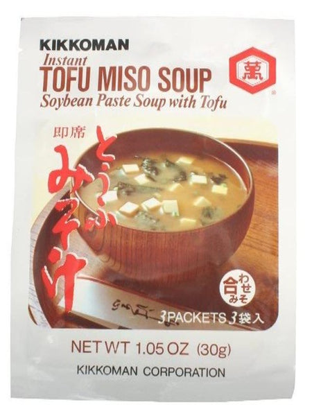 Tofu Miso Soup (3 or 6 packs)