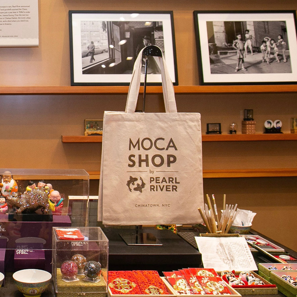 MOCA Shop by Pearl River Tote Bag