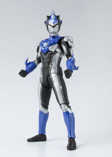 Bandai Ultraman Blu Aqua Action Figure