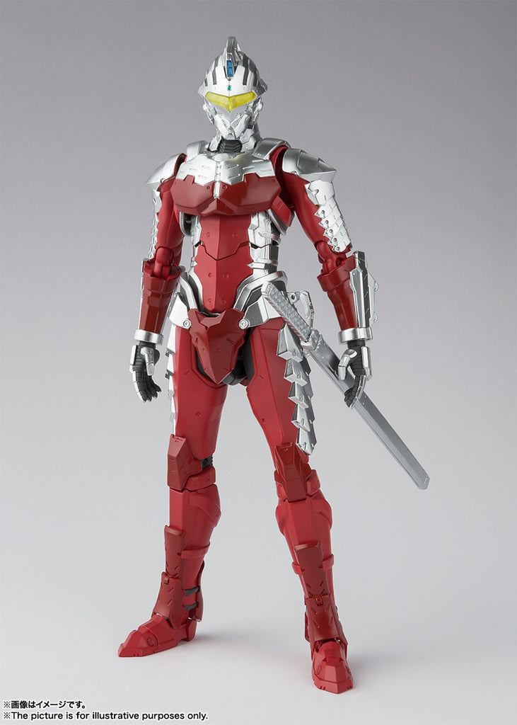 Bandai Ultraman Suit Ver. 7 Action Figure