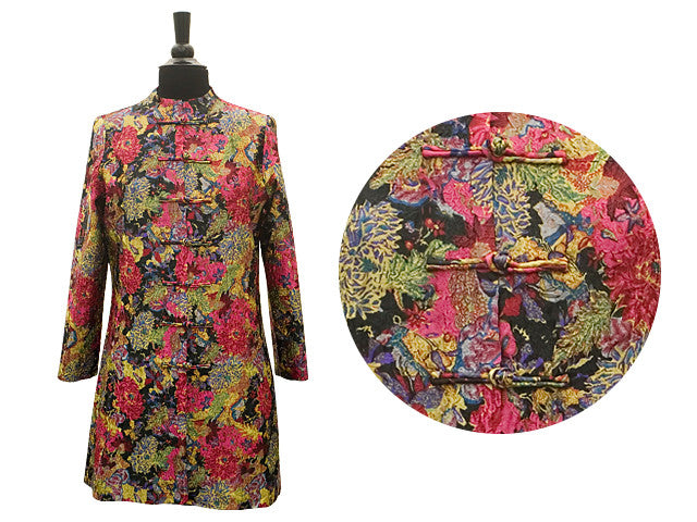 Ladies Printed Tunic Gown