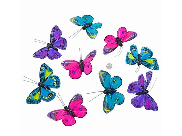 Evening Petite Butterfly Garland