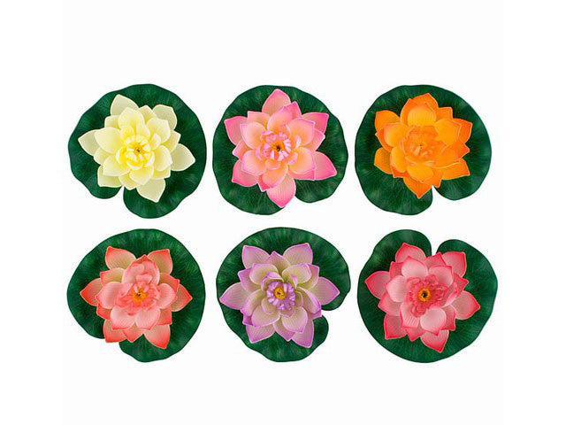 Floating Lotus Flowers (Large) Out of Stock