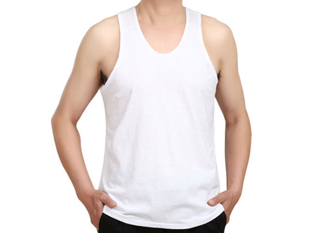 Fine Cotton Tank Top