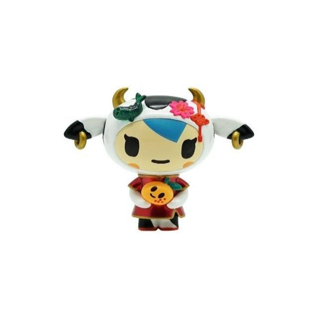 Tokidoki Year Of The Ox 2021 Vinyl Figure (pre-order only; available mid-Feb)