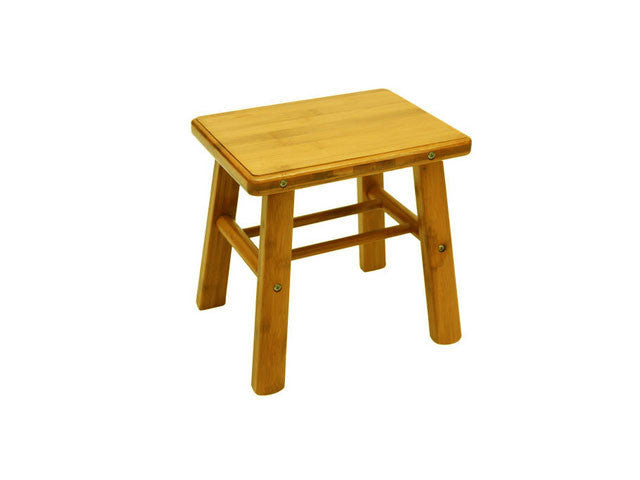 Bamboo Stool (9 in. H)