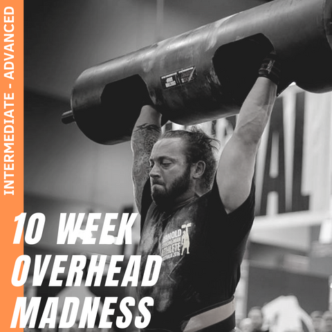 10 WEEK OVERHEAD MADNESS