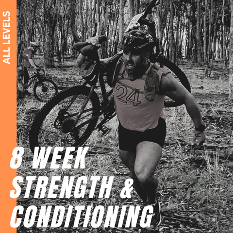 8 WEEK STRENGTH & CONDITIONING PROGRAM TEMPLATE