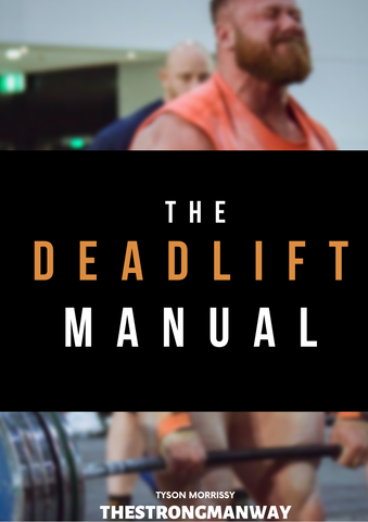 THE DEADLIFT MANUAL