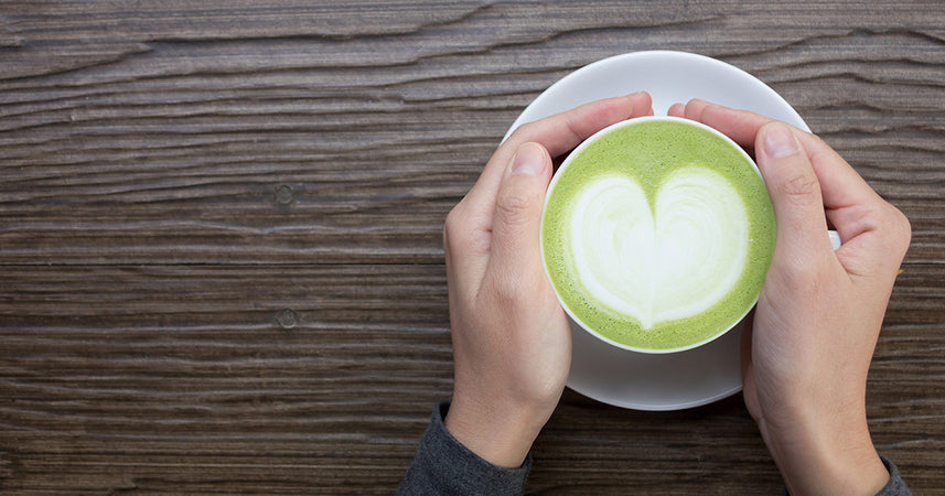 Why Matcha beats coffee in the morning