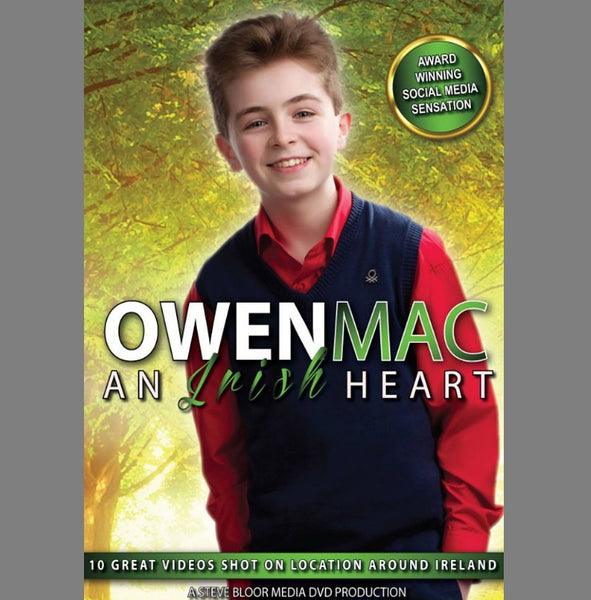 'An Irish Heart' DVD by Owen Mac