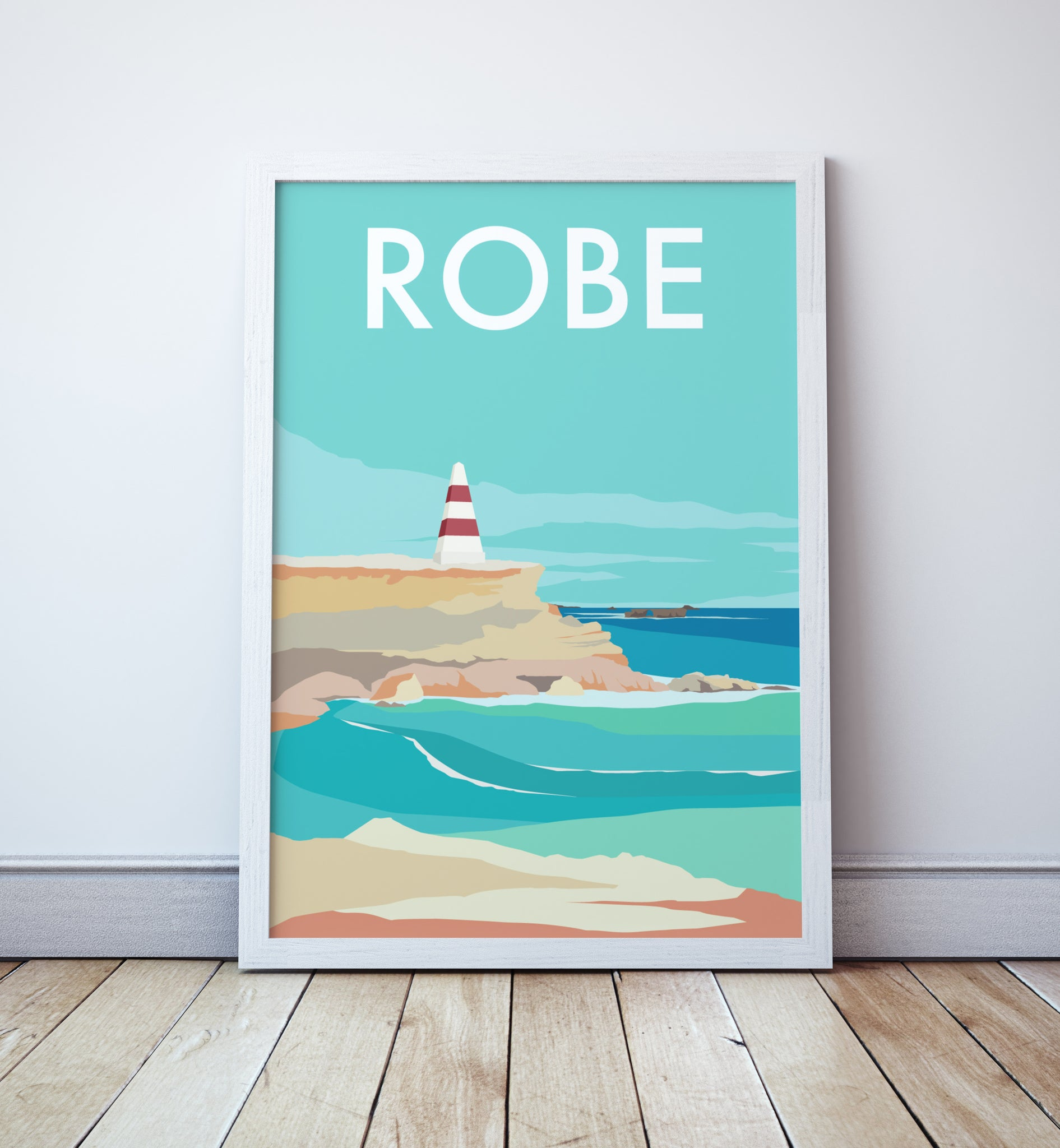 Robe Obelisk Travel Print