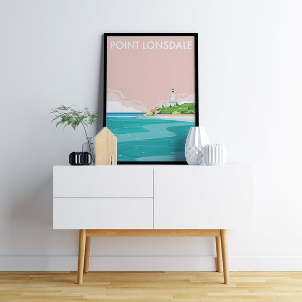 Point Lonsdale Travel Print