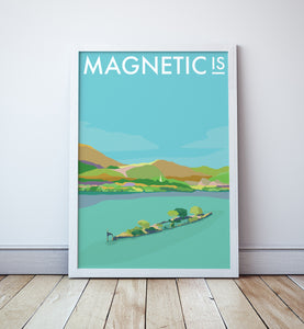 Magnetic Island Travel Print