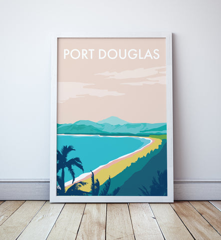 Port Douglas Travel Print