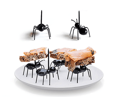 12pcs/set Ant skewers