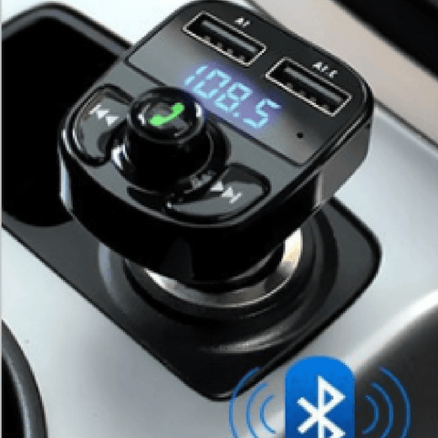 Bluetooth Car Kit MP3 Player FM