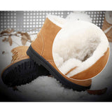 Snow boots winter ankle boots women