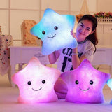 Pillow Star Glow LED Luminous