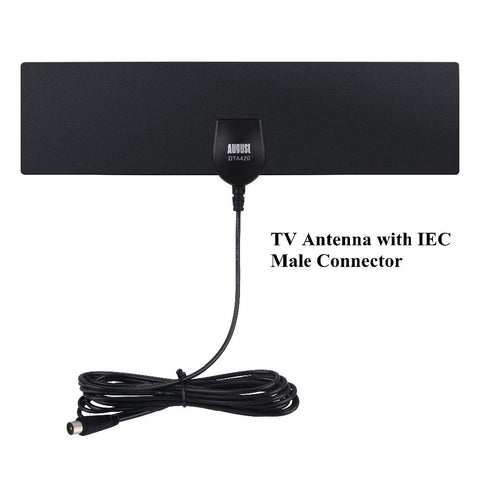 Freeview HD Digital TV Antenna Indoor Portable Television