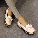 Size 34-43 Spring Autumn Slip On Flat Women