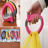 CARRIER EASY GRIP ONE TRIP SHOPPING BAG HANDLE HOLDER