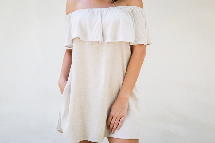 Gigi Off Shoulder Dress