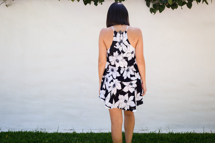 Lucy Floral Mini