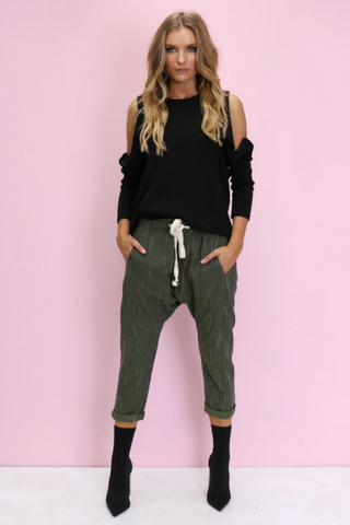 Aria Slouch Pants