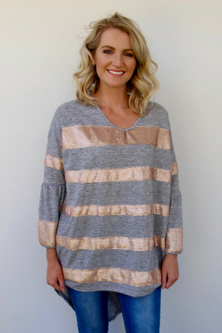Bright Lights Tunic