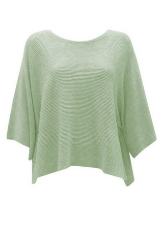 Chelsea Ribbed Knit - Sage
