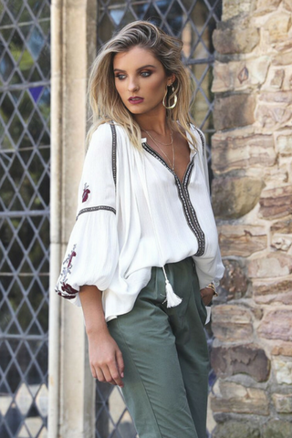 Gypsy Rising Blouse