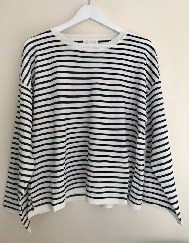 Haven Striped Top