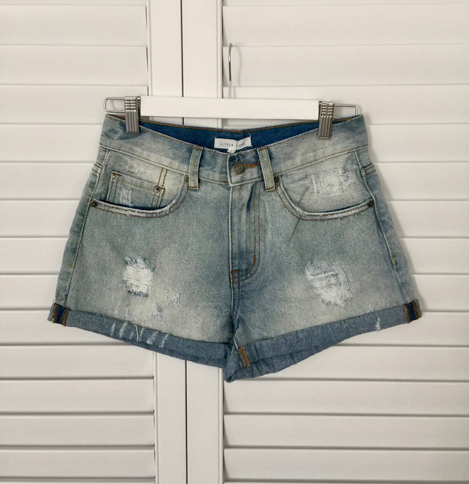 Gypsy Denim Shorts