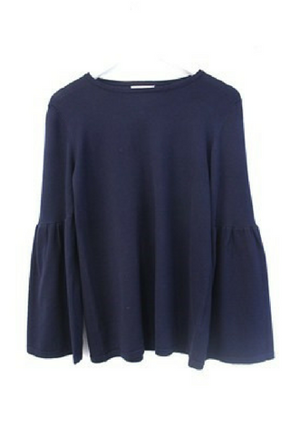 Jolie Flared Sleeve Knit