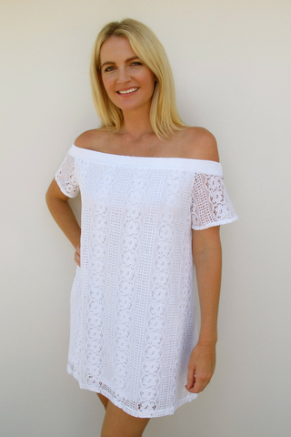Odyssey Lace Dress