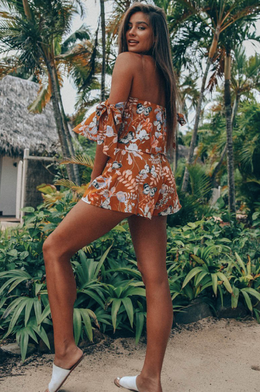 Forrest Playsuit