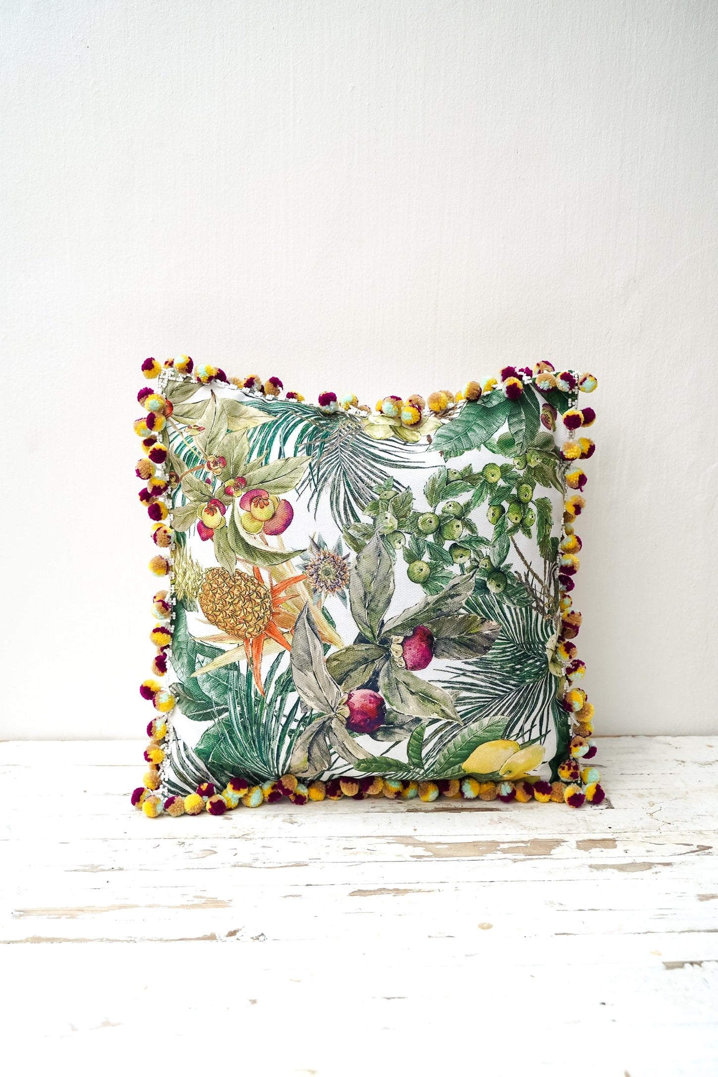 Piging Throw Pillow