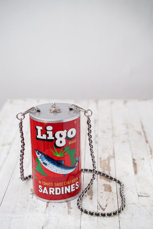 Open image in slideshow, Ligo Sardines Bag Limited Edition