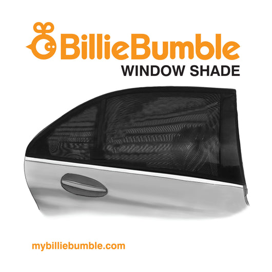 Car Window Shade Universal Fit Sun Shades Sock Cover. Backseat UV Protection for Your Baby. Roll Down Your Side Windows While in Use. Easily Removable Tint Covers with Storage Bag. 2 Pack in Black
