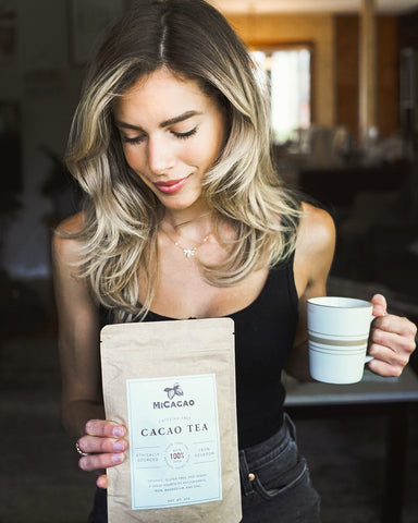Dani Marie discusses the benefits of cacao