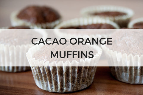 Cacao Orange Muffins