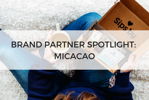 Sips by Brand Partner Spotlight: MiCacao