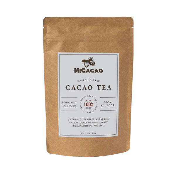 Organic Cacao Tea, Loose