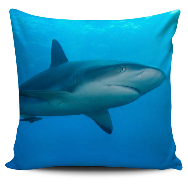 SHARK PILLOW COVERS