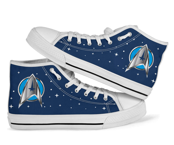 Star Trek - Women's High Top