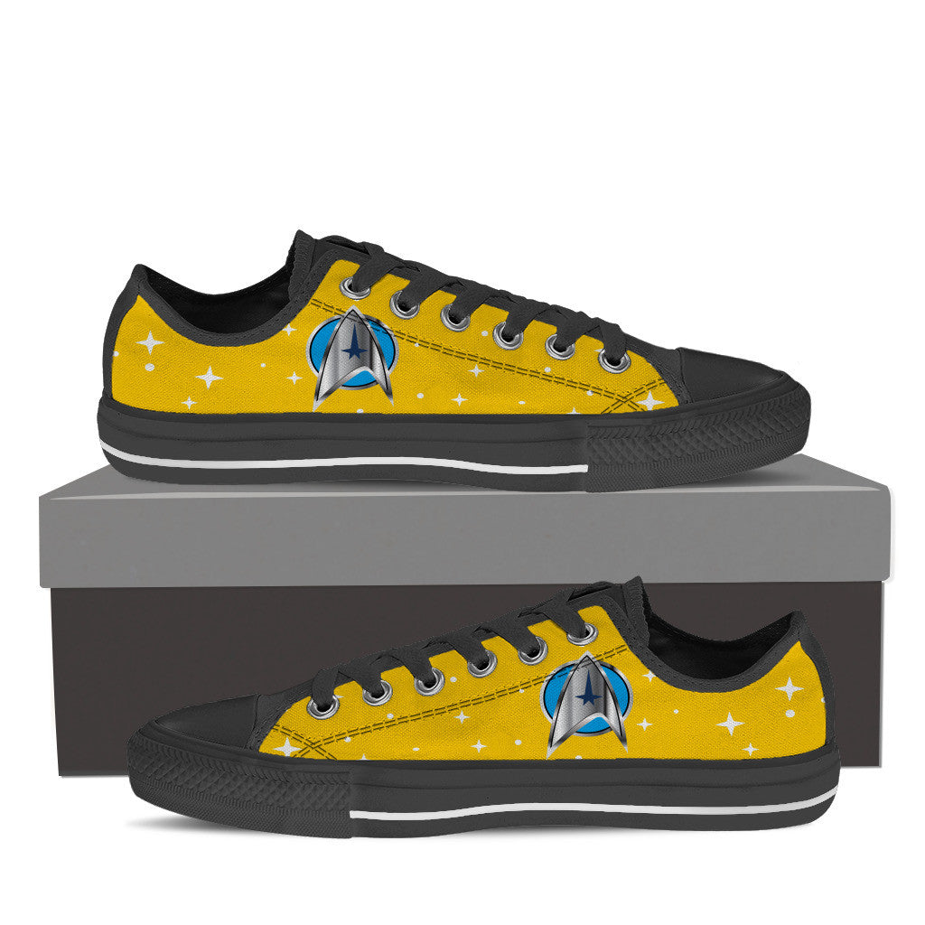 Star Trek Yellow- Women's Low