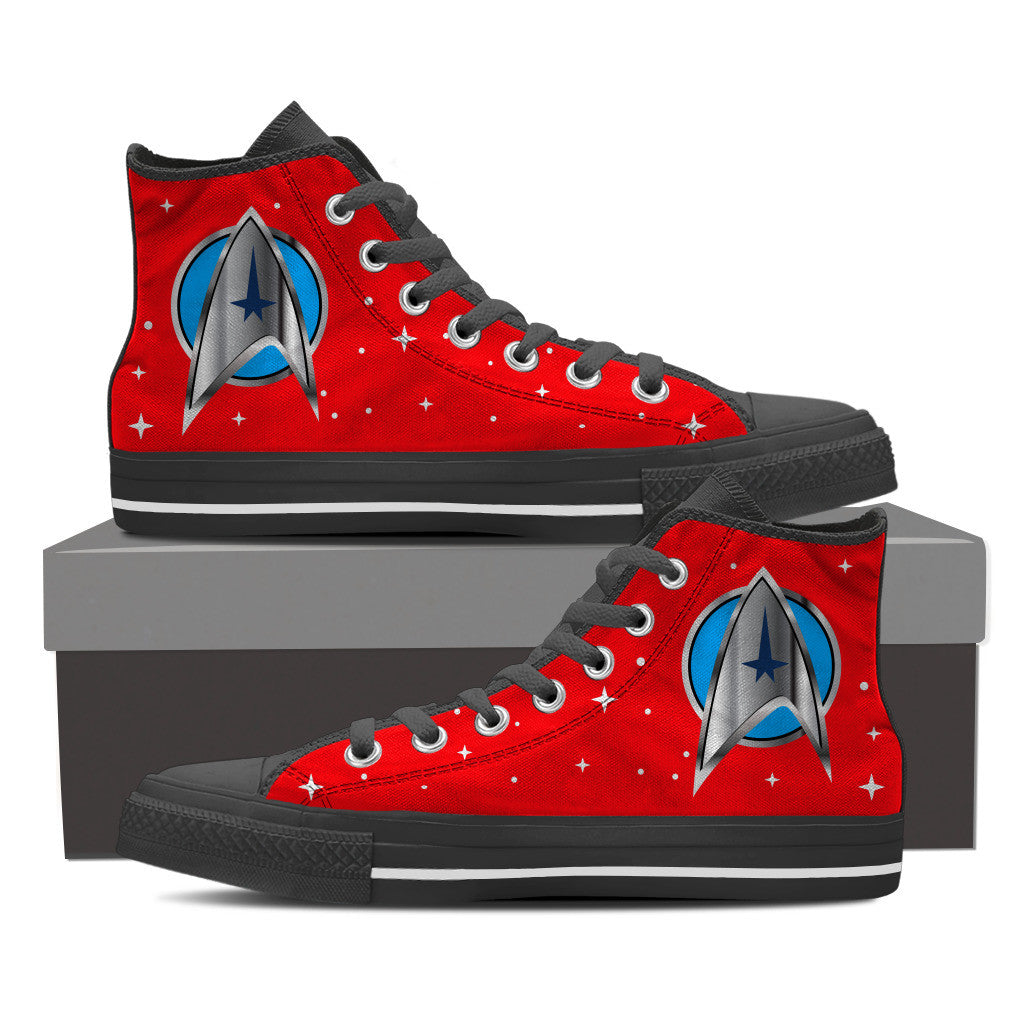 Star Trek Red- Men's High